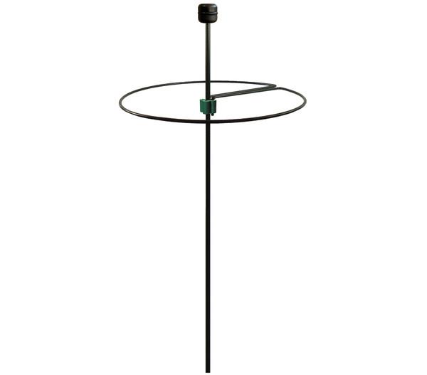Dehner Stahl-Stützring Zentral, grün