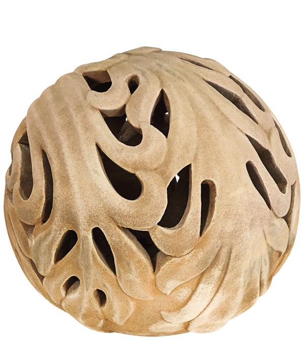 Dehner Terrakotta-Dekokugel, m-terra