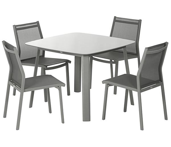Dehner Tisch Vigo, 70 x 70 x 72 cm