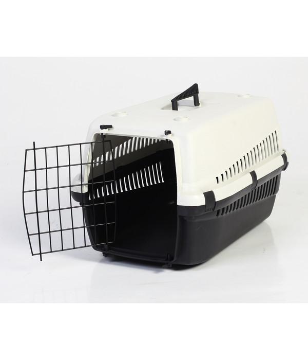 Dehner Transportbox für Hunde und Katzen