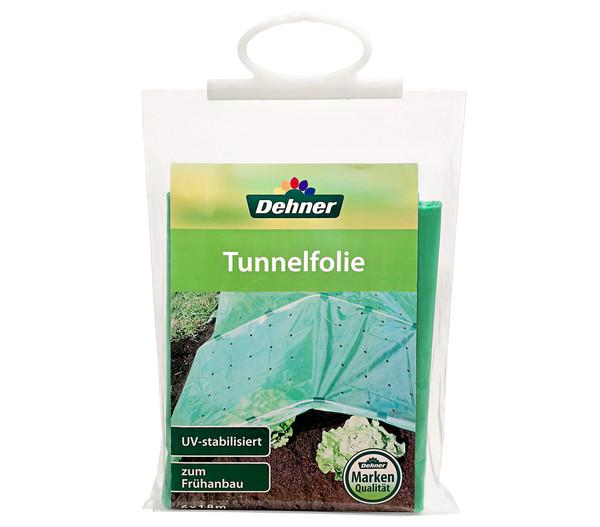 Dehner Tunnelfolie für Frühbeettunnel, 6 x 1,8 m
