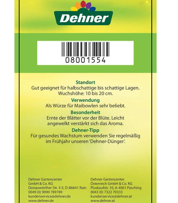 Dehner Waldmeister