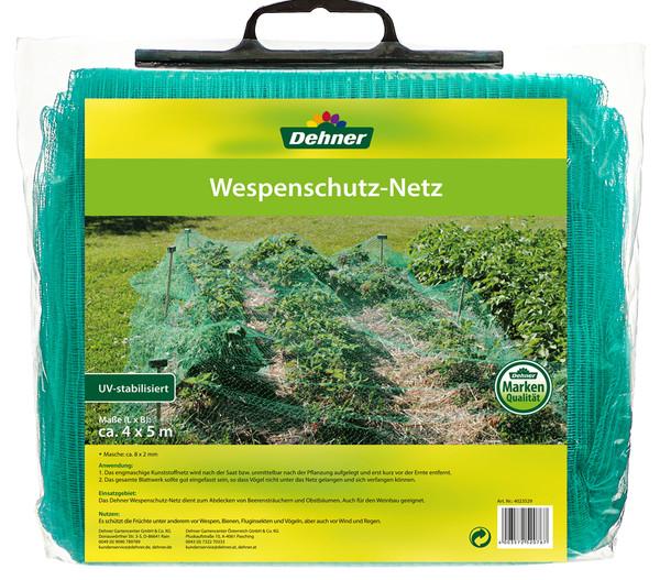 Dehner Wespenschutz-Netz, 5 x 4 m
