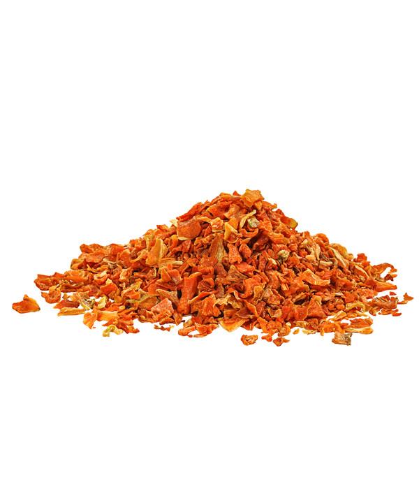 Dehner Wild Nature Ergänzungsfutter Karottenwürfel, BARF
