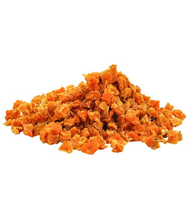 Dehner Wild Nature Ergänzungsfutter Süßkartoffelwürfel, BARF
