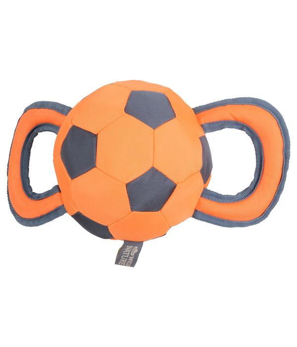 Dehner Wild Nature Hundespielzeug Outdoor Handle Ball