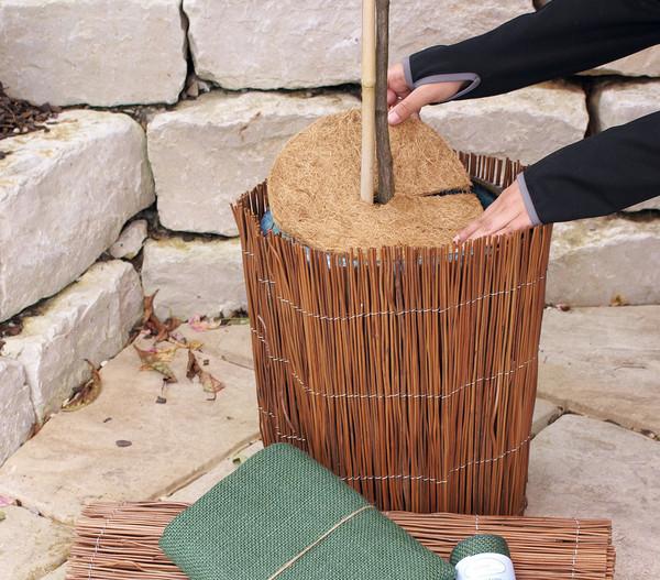 Dehner Winterschutz Kokosabdeckung