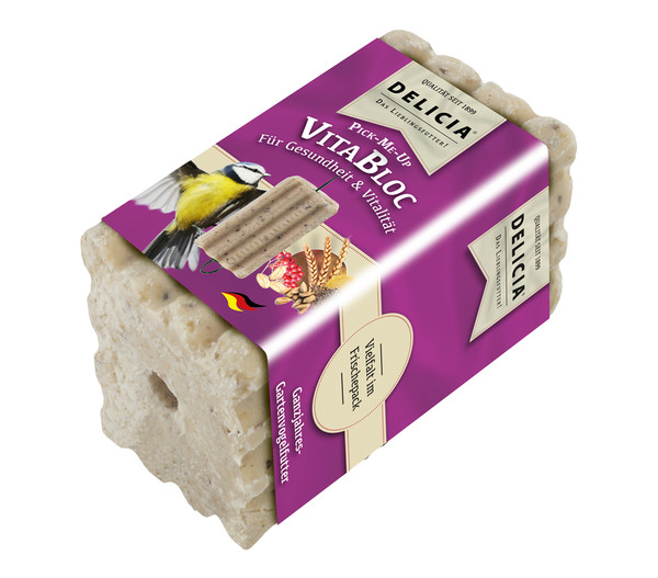 Delicia Pick Me Up VitaBloc, 6 Stück