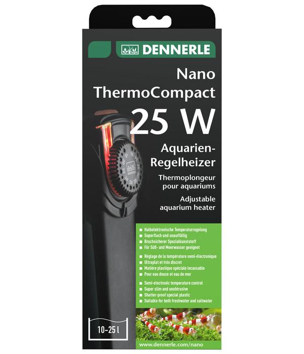 DENNERLE Aquarien-Regelheizer Nano ThermoCompact