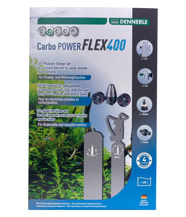 DENNERLE CO2 Pflanzendünge-Set CarboPOWER FLEX400
