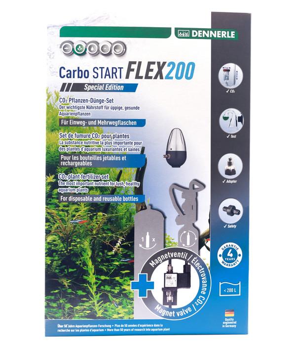 DENNERLE CO2 Pflanzendünge-Set CarboSTART FLEX200 Special Edition