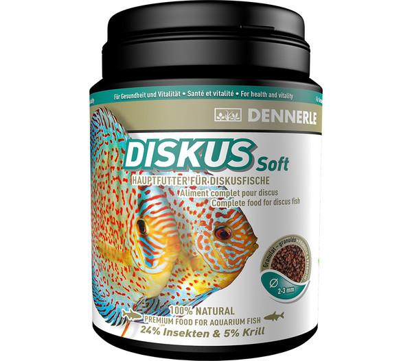 DENNERLE Fischfutter Diskus Soft, 1000ml