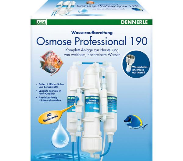 DENNERLE Komplett-Anlage Osmose Professional 190