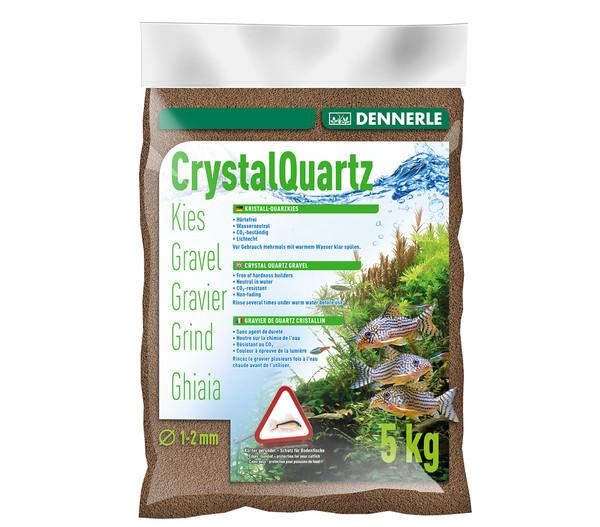 DENNERLE Kristall-Quarzkies, 1 - 2mm, 5kg