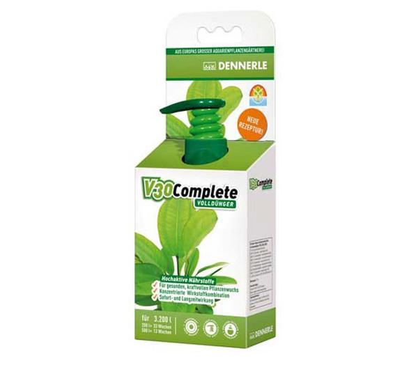 DENNERLE V30 Complete Volldünger für Aquarienpflanzen