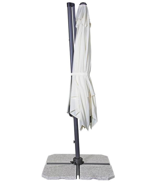 derby Pendelschirm Ravenna AX, 275 x 275 cm