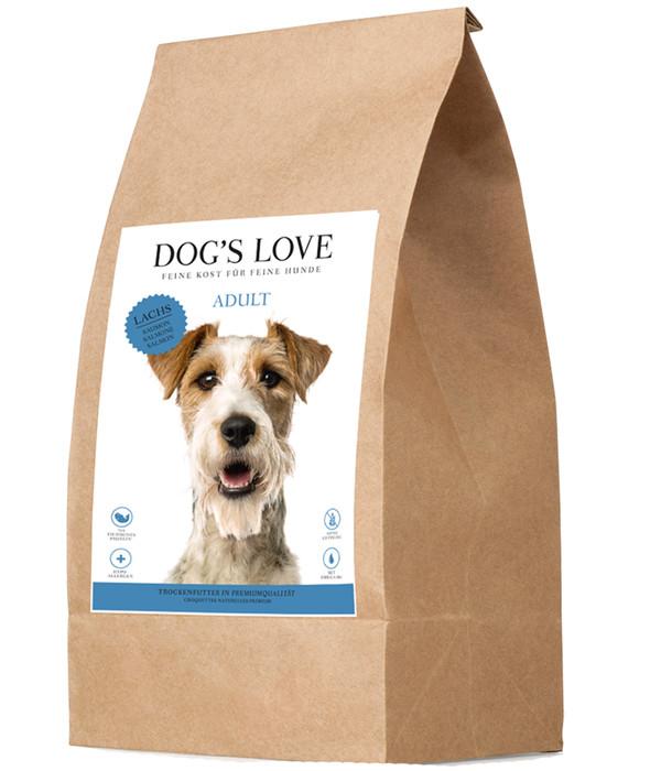 DOG'S LOVE Trockenfutter Adult, 12kg