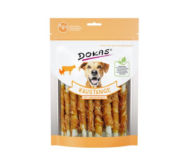 Dokas Hundesnack Kaustange mit Hühnerbrust, 200g