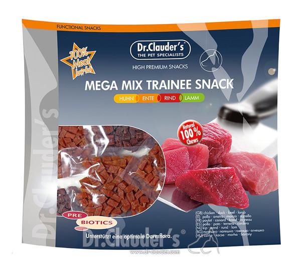 Dr. Clauder's® Hundesnack Mega Mix Trainee, 500g