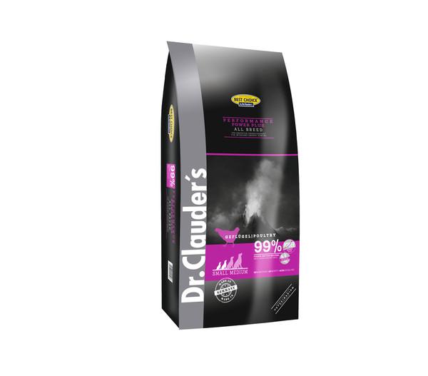 Dr. Clauder's® Trockenfutter Best Choice Performance Power Plus All Breed