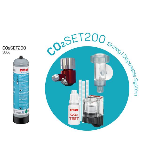 Eheim CO2 Set 200 Einweg, 500 g