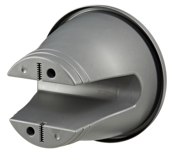 elho Kunststoff-Relingtopf für den Balkon, ca. Ø30/H24 cm