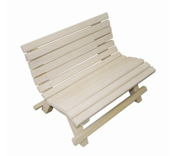 Elmato® Sitzbank für Nager, 35cm
