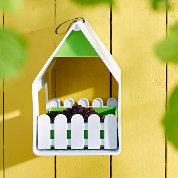 Emsa Landhaus Futterhaus, grün