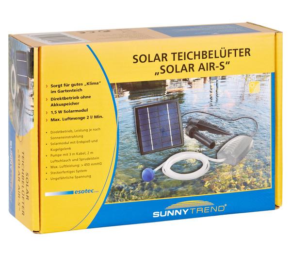 Esotec Teichbelüfter Solar Air-S