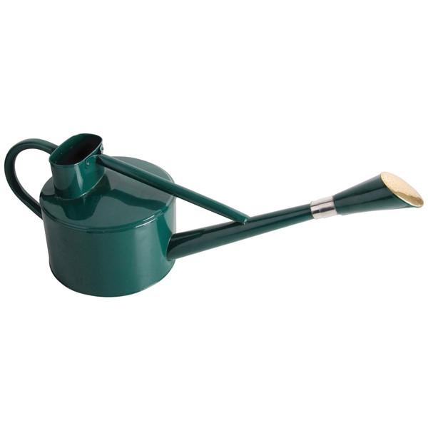 Esschert Metall-Gießkanne, 5 l, dunkelgrün