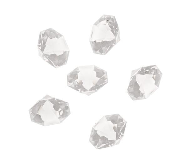 Eurosand Deco Diamanten klar, Ø 32 mm