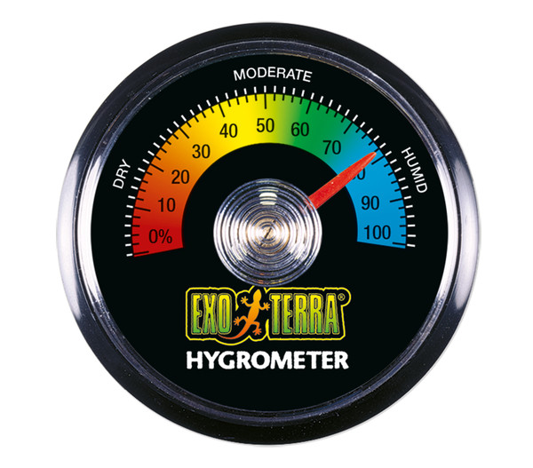 Exo Terra® Analoges Hygrometer