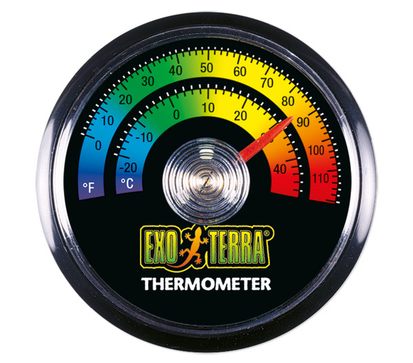 Exo Terra analoges Thermometer