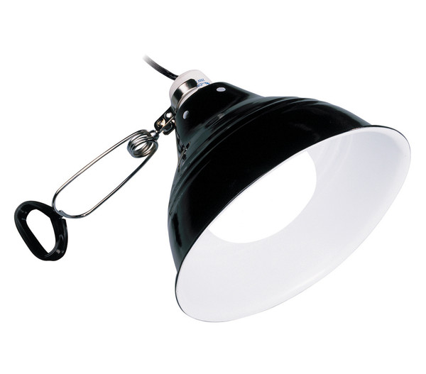 Exo Terra Glow Light, Porzellan Klemmlampe medium