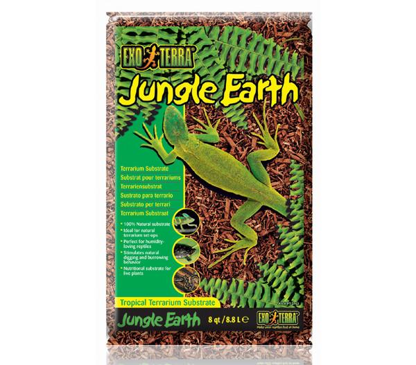 Exo Terra® Jungle Earth, 8,8 Liter