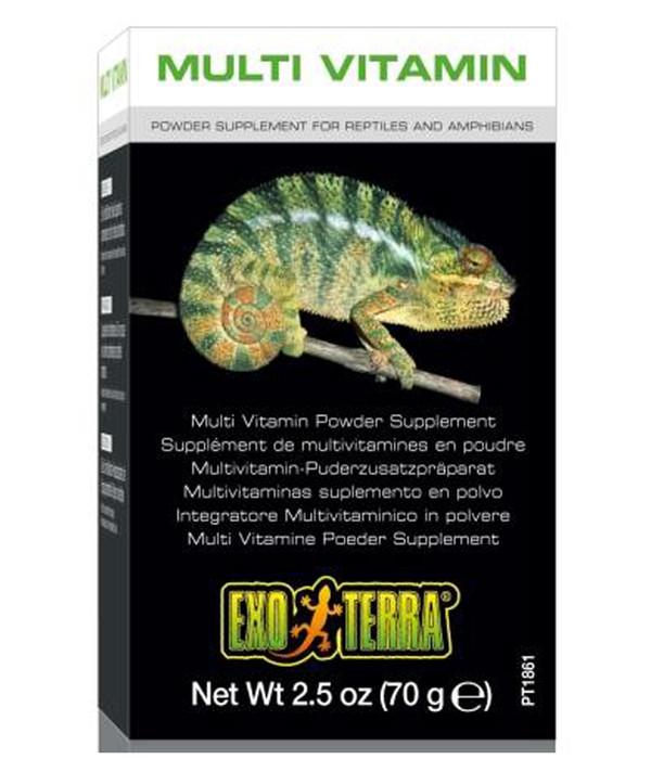 Exo Terra® Multivitamin Puder-Zusatzpräparat