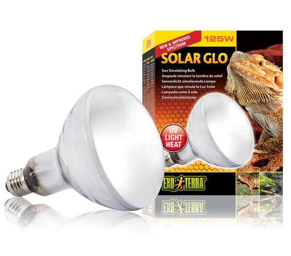 """Exo Terra Quecksilberdampflampe """"Solar Glo"""""""