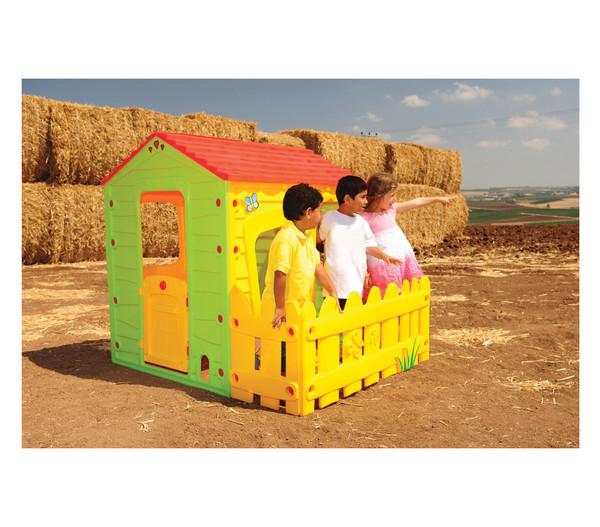 Farmhaus Fun, 118 x 146 x 127 cm