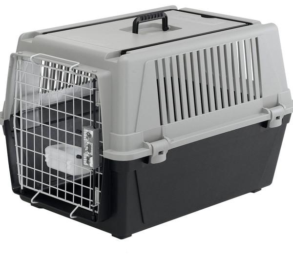 ferplast transportbox atlas 40 f r hunde dehner. Black Bedroom Furniture Sets. Home Design Ideas