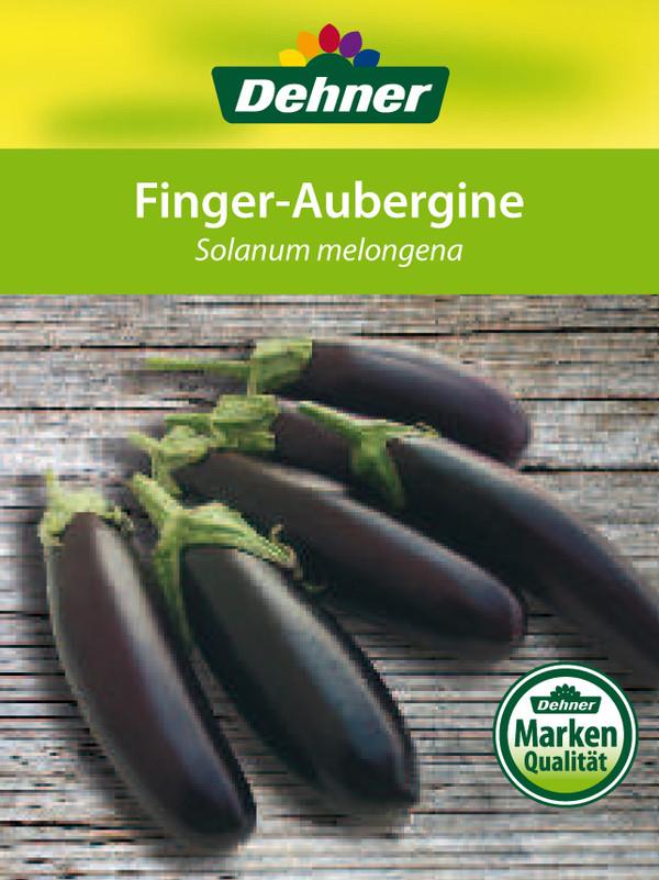Fingeraubergine