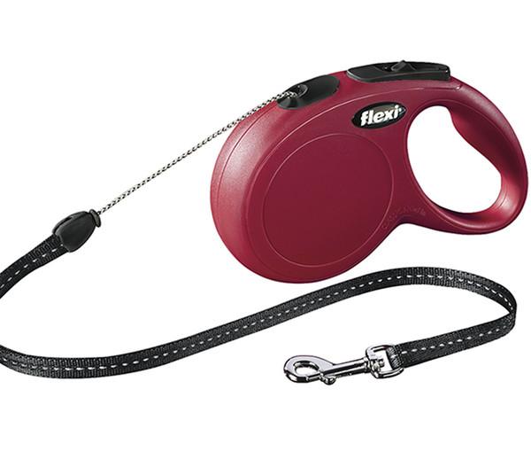 flexi® Hundeleine Seil-Leine Classic, Small, 8m