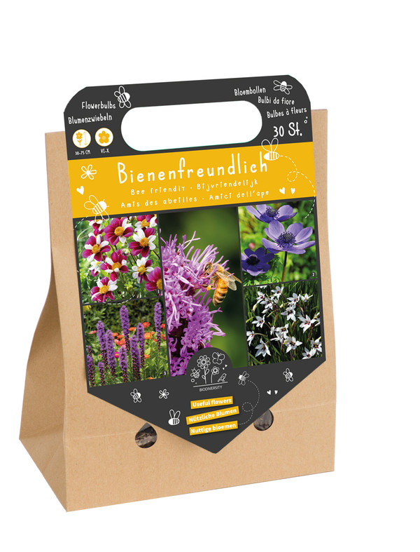 Florex Blumenzwiebel Mix 'Bienenfreundlich'