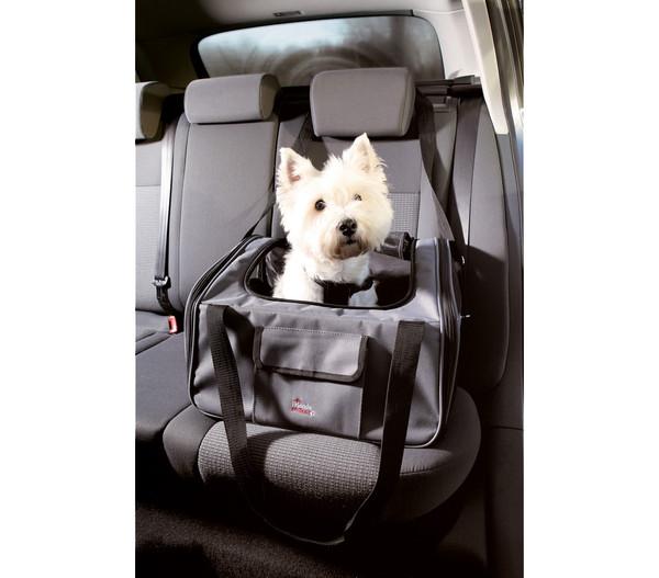 Friends on Tour Autositz und Hundetragetasche