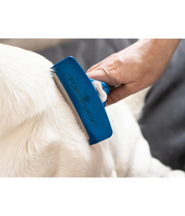FURminator® Pflegekamm für kurzhaarige, große Hunde