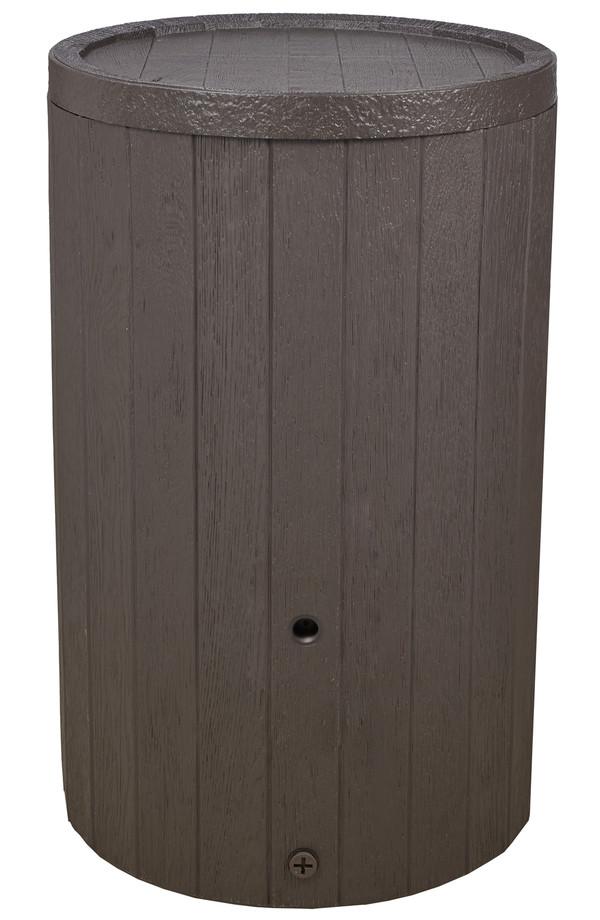 GARANTIA Timber Regenspeicher, 230 l, braun