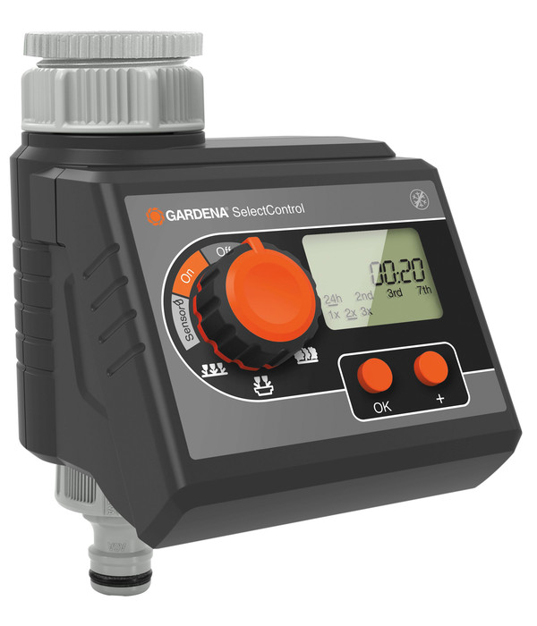 GARDENA Bewässerungscomputer SelectControl