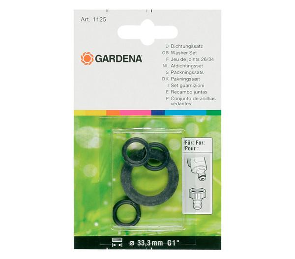 """GARDENA Dichtungssatz für Hahnstücke 26,5 mm (G 3/4"""")"""