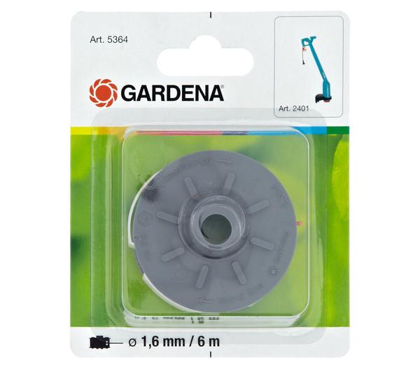 GARDENA Ersatzfadenspule für Turbotrimmer 2401, 6 m