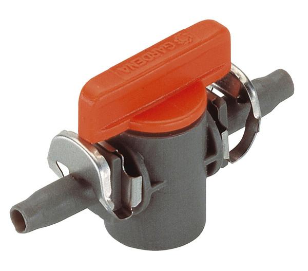 GARDENA Micro-Drip-System Absperrventil 3/16''