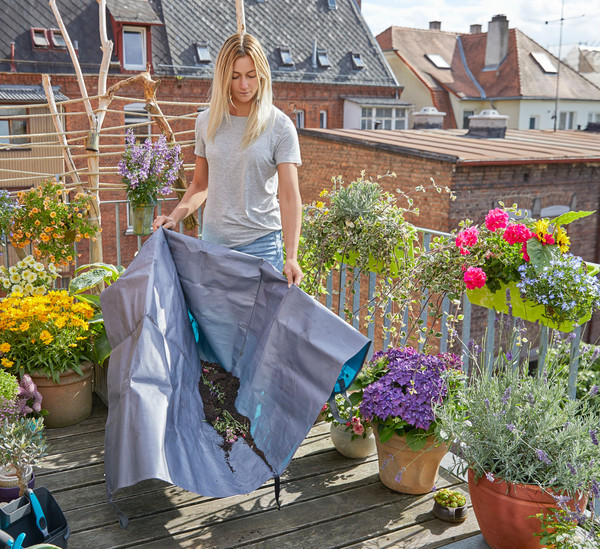 GARDENA Pflanzmatte City Gardening